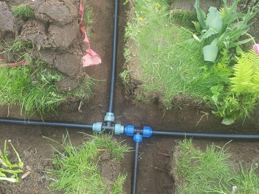 Летний водопровод на даче своими руками: этапы работ по монтажу и расчет затрат