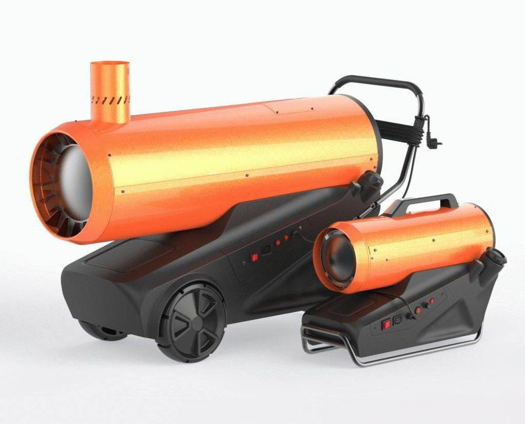 Тепловые пушки для обогрева помещений: дома, гаража, дачи