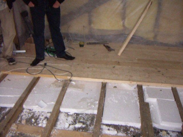 Как утеплить металлический гараж - пошаговая технология