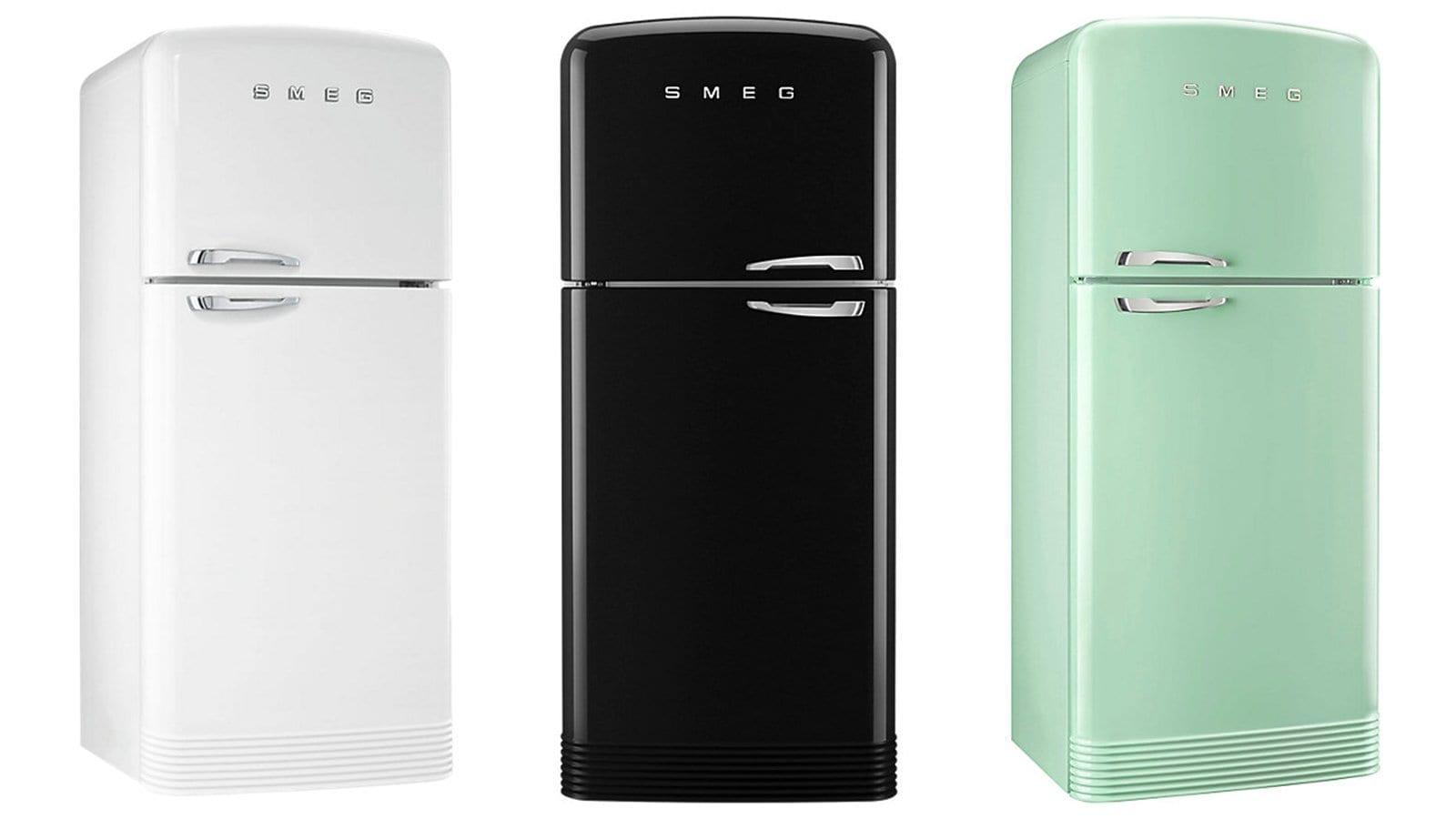 """Холодильники """"smeg"""" (смег): отзывы и обзор модельного ряда"""