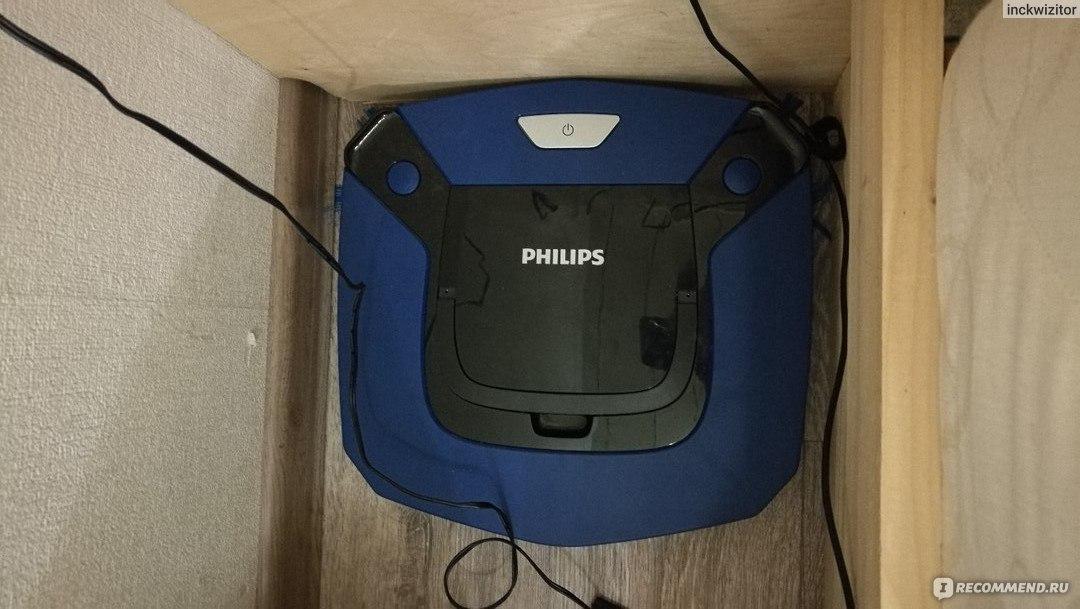 Робот-пылесос philips smartpro easy fc 8795 отзывы