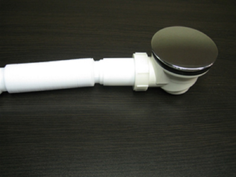 Сифон для низких поддонов — необходимое в душе изделие, выбор и установку которого нужно сделать правильно