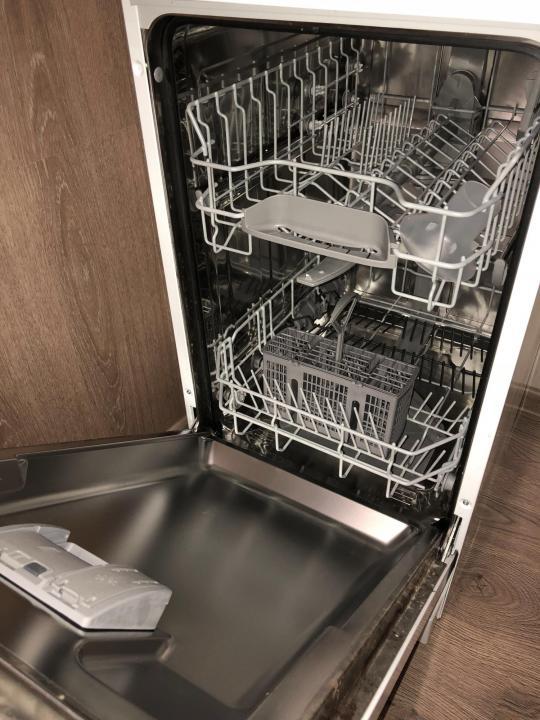 Топ 3 лучших узких посудомоечных машин bosch