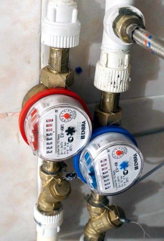 Правила установки счетчиков воды в квартире