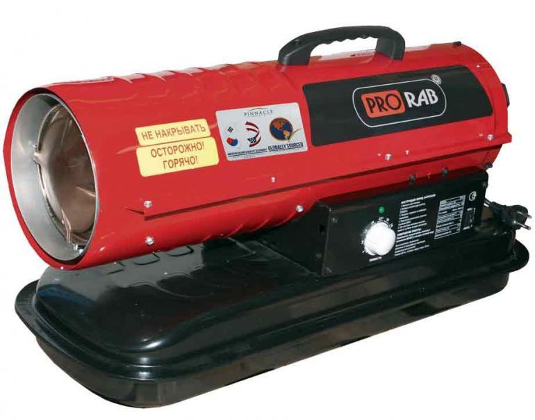 Дизельная тепловая пушка ресанта тдп-15000 (15 квт)