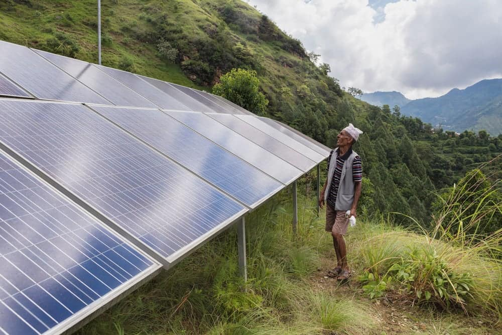 Источник солнечной энергии
