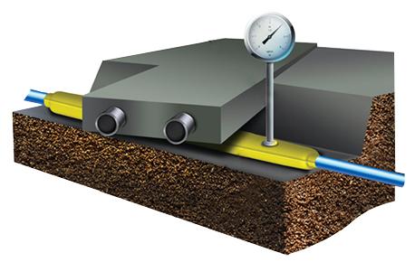 Футляр для газопровода - виды, изготовление и установка футляр для газопровода - виды, изготовление и установка