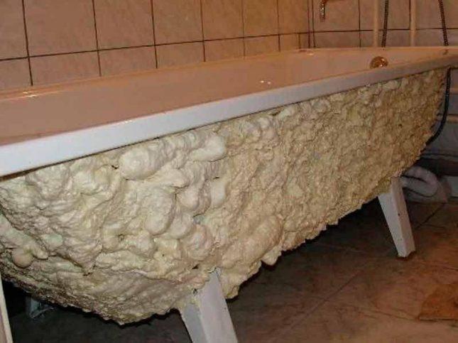 Шумоизоляция ванны своими руками - serviceyard-уют вашего дома в ваших руках.