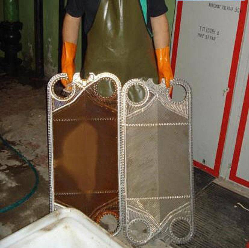 Как промыть теплообменник газового котла в домашних условиях?
