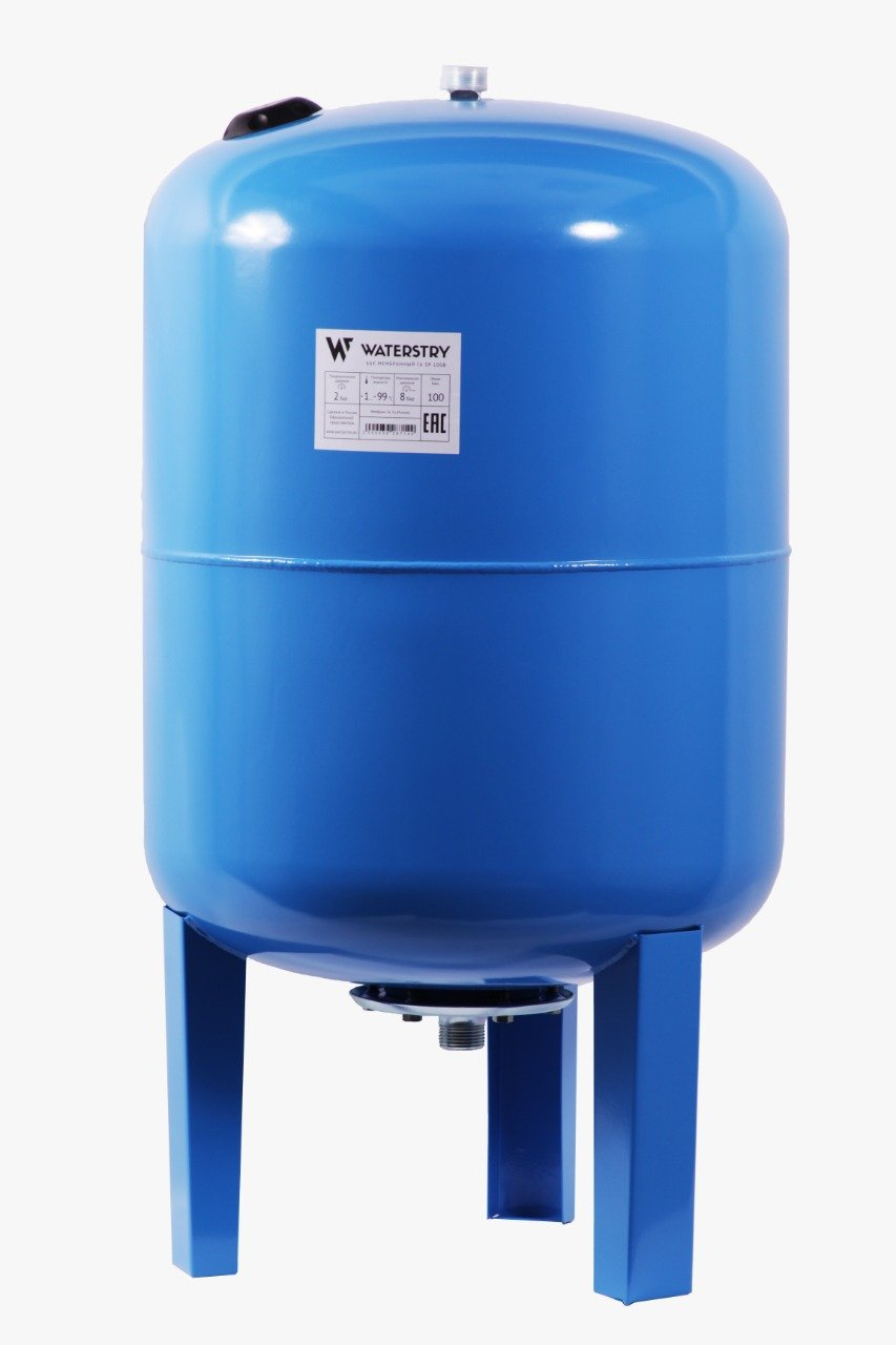 Как работает расширительный бак в системе водоснабжения