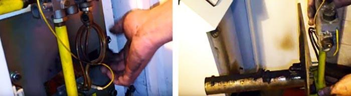 Как почистить газовый котел: несколько простых способов
