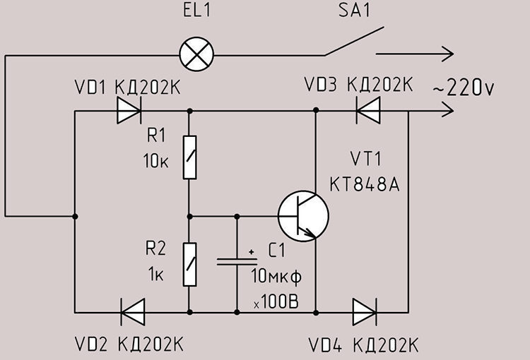 Как сделать и установить диммер своими руками: инструкции для различных вариантов (12 вольт и пр), схемы, видео