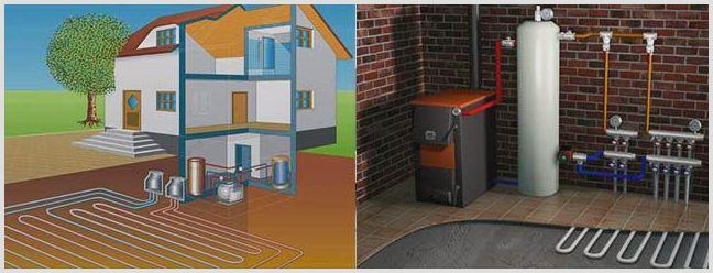 Альтернативное отопление: разновидности и их преимущества