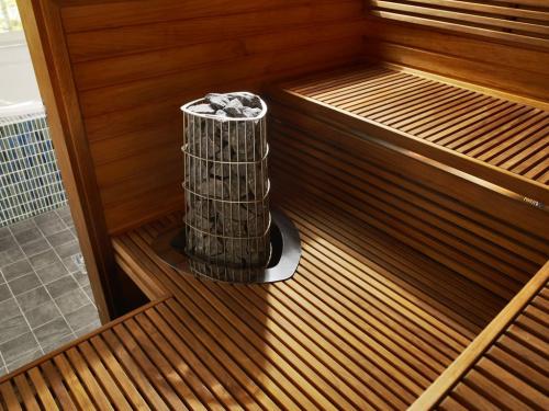 ♨ электрокаменки для сауны: полезный отдых в бане в любую погоду
