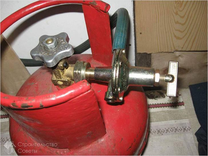Подключение газовых котлов к газу балонному: как правильно подключить