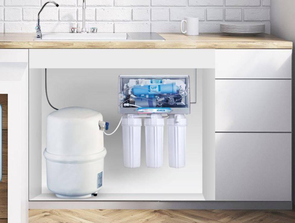 Фильтры для воды под мойку: какой лучше и как правильно выбрать?