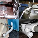 Подключение ванны к канализации своими руками особенности и этапы выполнения работ