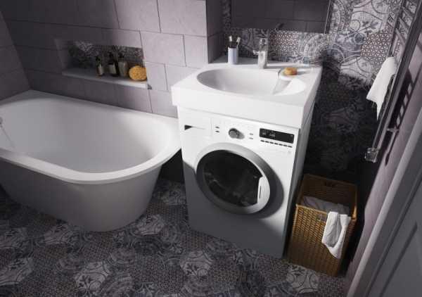 Топ-10 лучших стиральных машин под раковину 2020 года в рейтинге zuzako