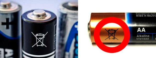 Почему батарейки нельзя выбрасывать в мусорку и что с ними делать