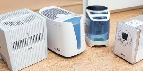 Основные отличия увлажнителя воздуха от очистителя