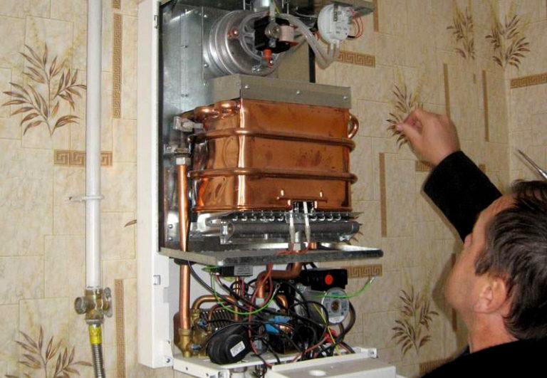 Теплообменники для газовых колонок: ремонт медных теплообменников и методы устранения поломок, полезные советы