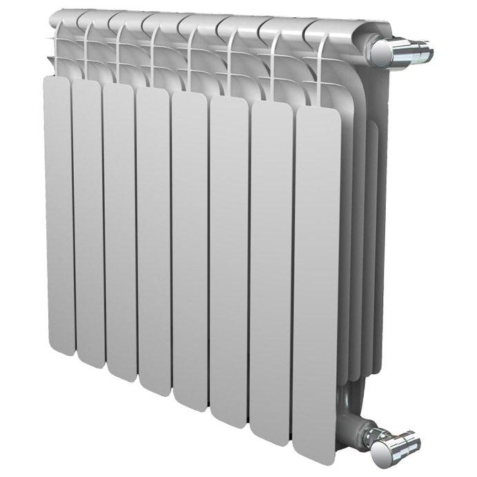 Итальянские радиаторы отопления: алюминиевые и биметаллические