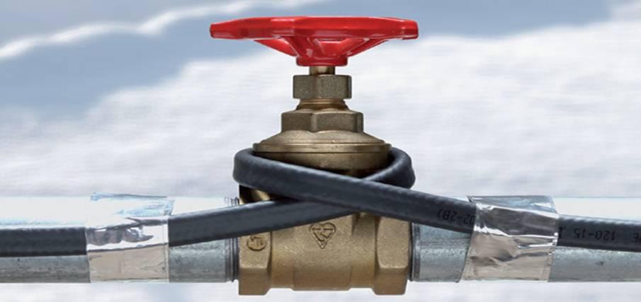 Как отогреть замерзший водопровод — все проверенные способы