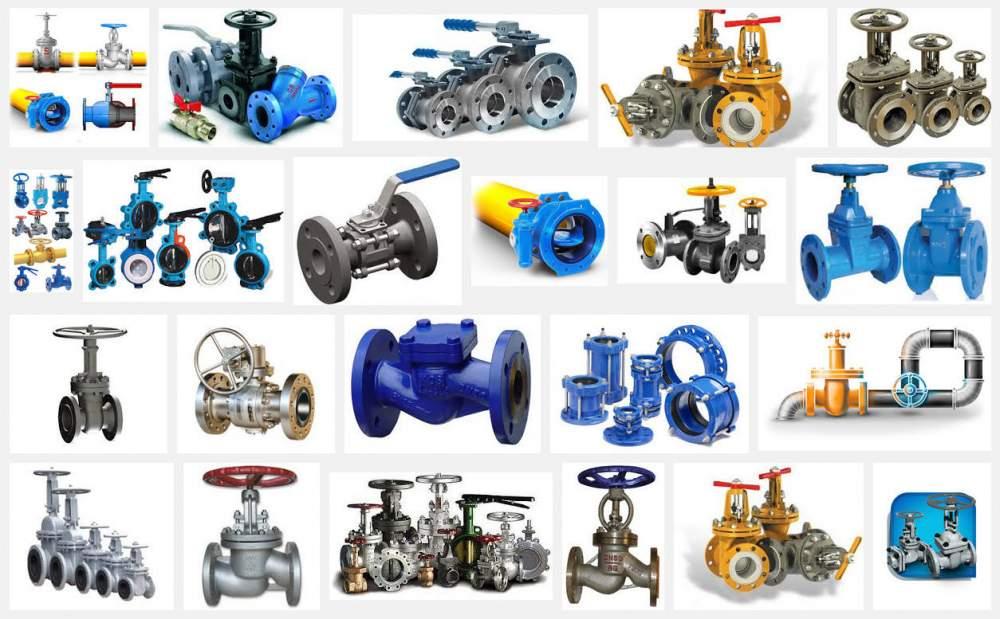 Трубопроводная арматура: виды, классификация устройств