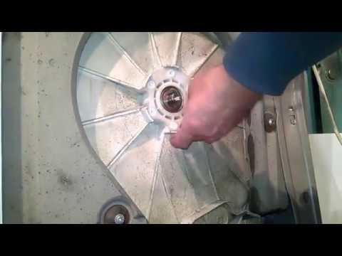 Замена подшипников в стиральной машине индезит с разборным баком. как заменить подшипник на стиральной машине индезит