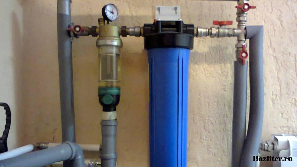 Какие фильтры тонкой очистки воды выбрать?