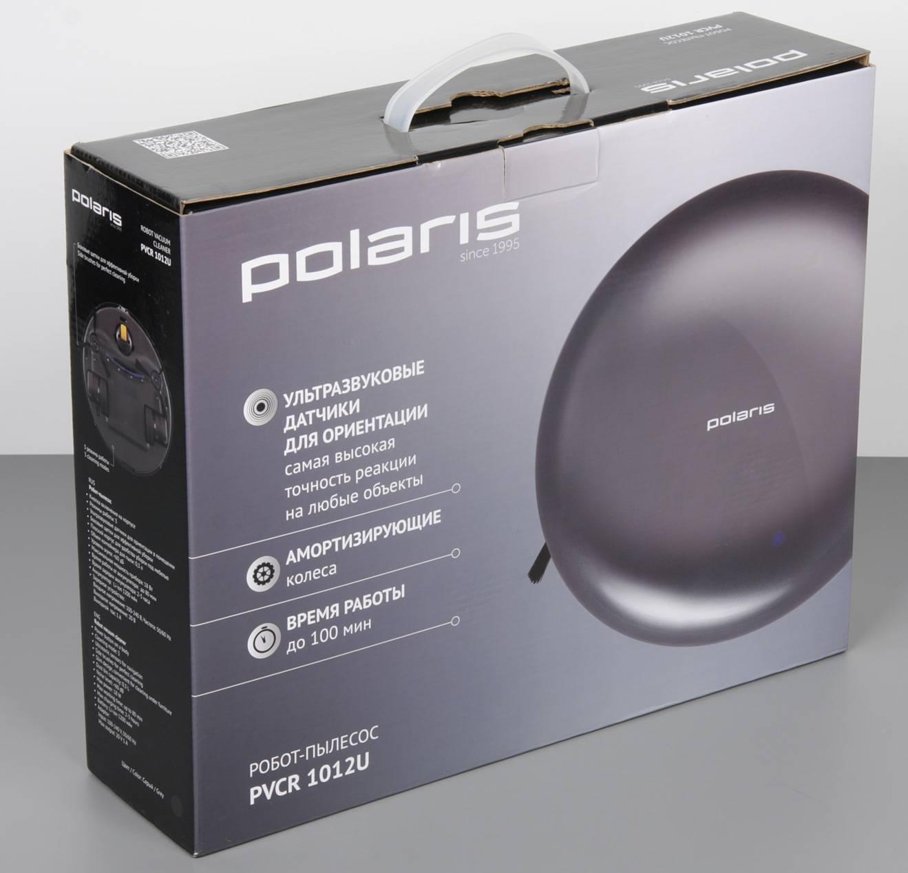 Робот-пылесос polaris pvcr 0726w - недорогой, но хороший робот-пылесос.