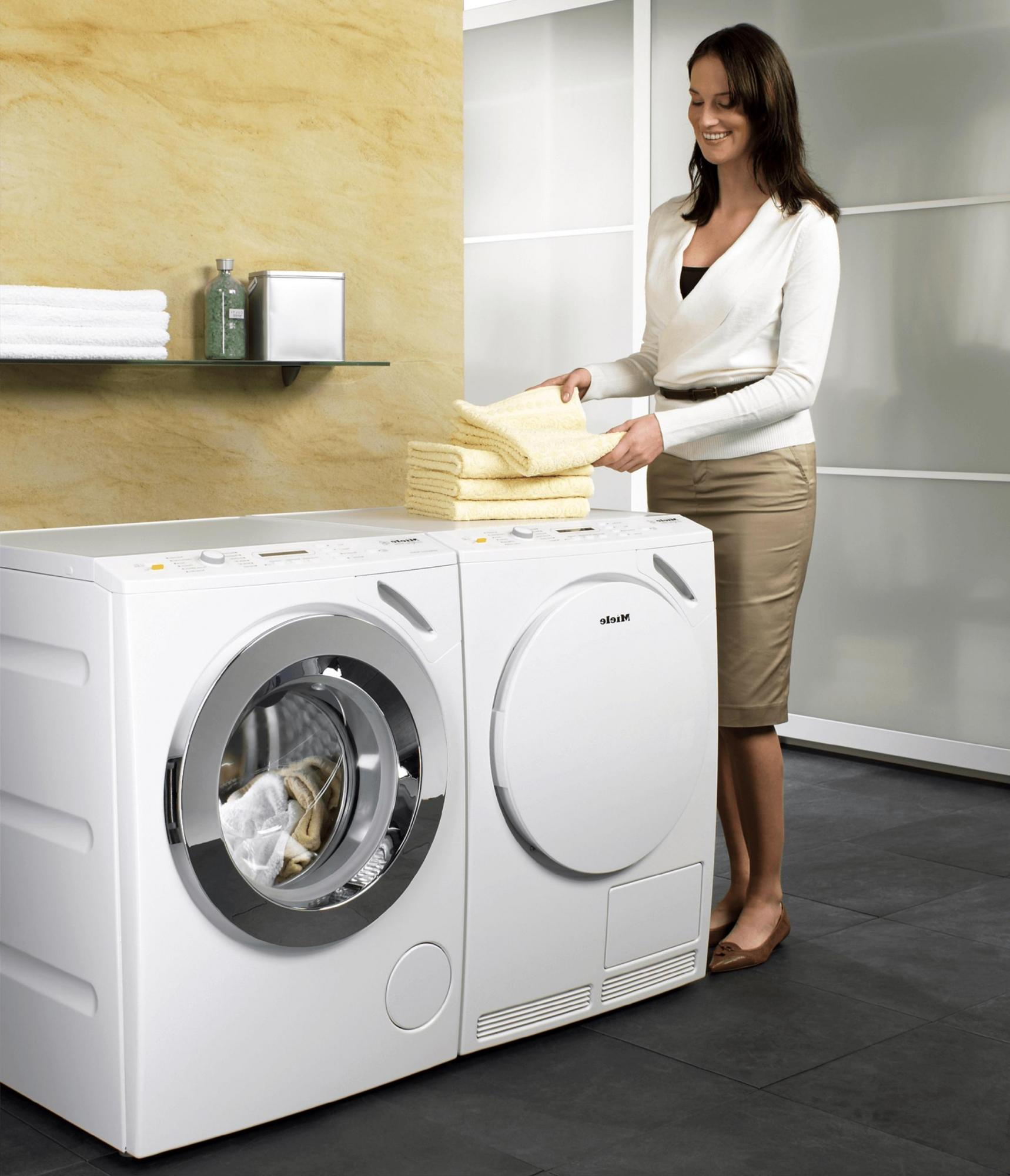 7 лучших стиральных машин aeg