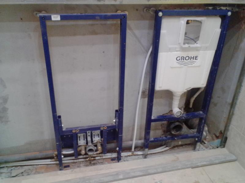 Биде: установка и подключение к канализации, монтаж своими руками, схема как установить, подключить и сделать из унитаза самому