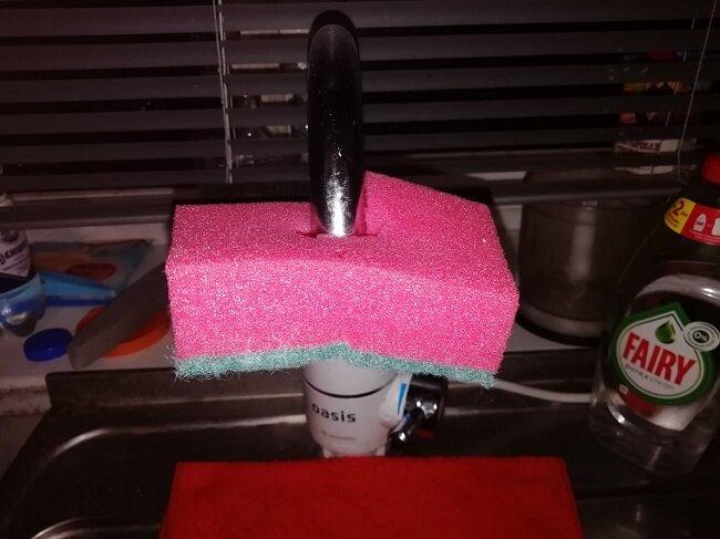 Идеи по применению металлической губки для мытья посуды: что можно делать с её помощью