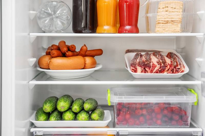 22 продукта, которые не недо хранить в холодильнике