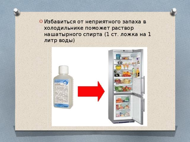 Как избавиться от запаха в холодильнике быстро и эффективно: чем помыть и почистить внутри — ivd.ru