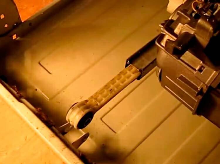Балансировка барабана стиральной машины: инструкция