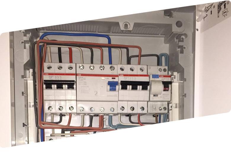 Сборка электрощитка своими руками 380 в - всё о электрике в доме