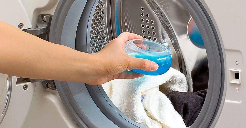 Очистка барабана в стиральной машине: действенные методы ухода - точка j