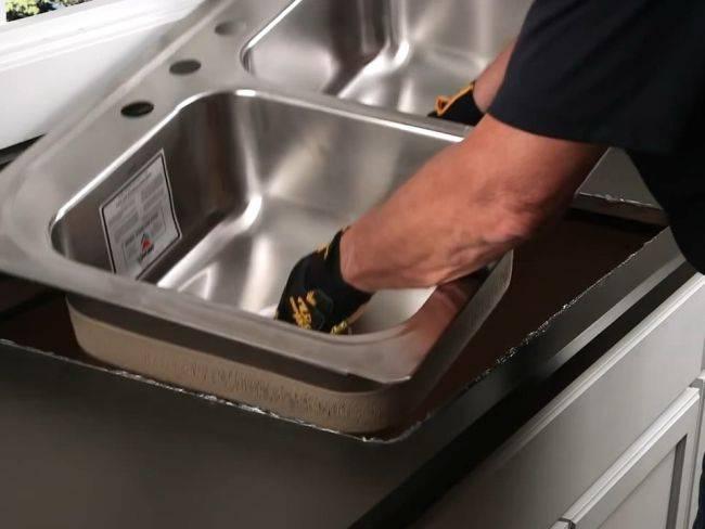Как подключить раковину: правила монтажа раковины, установка раковины с тумбой