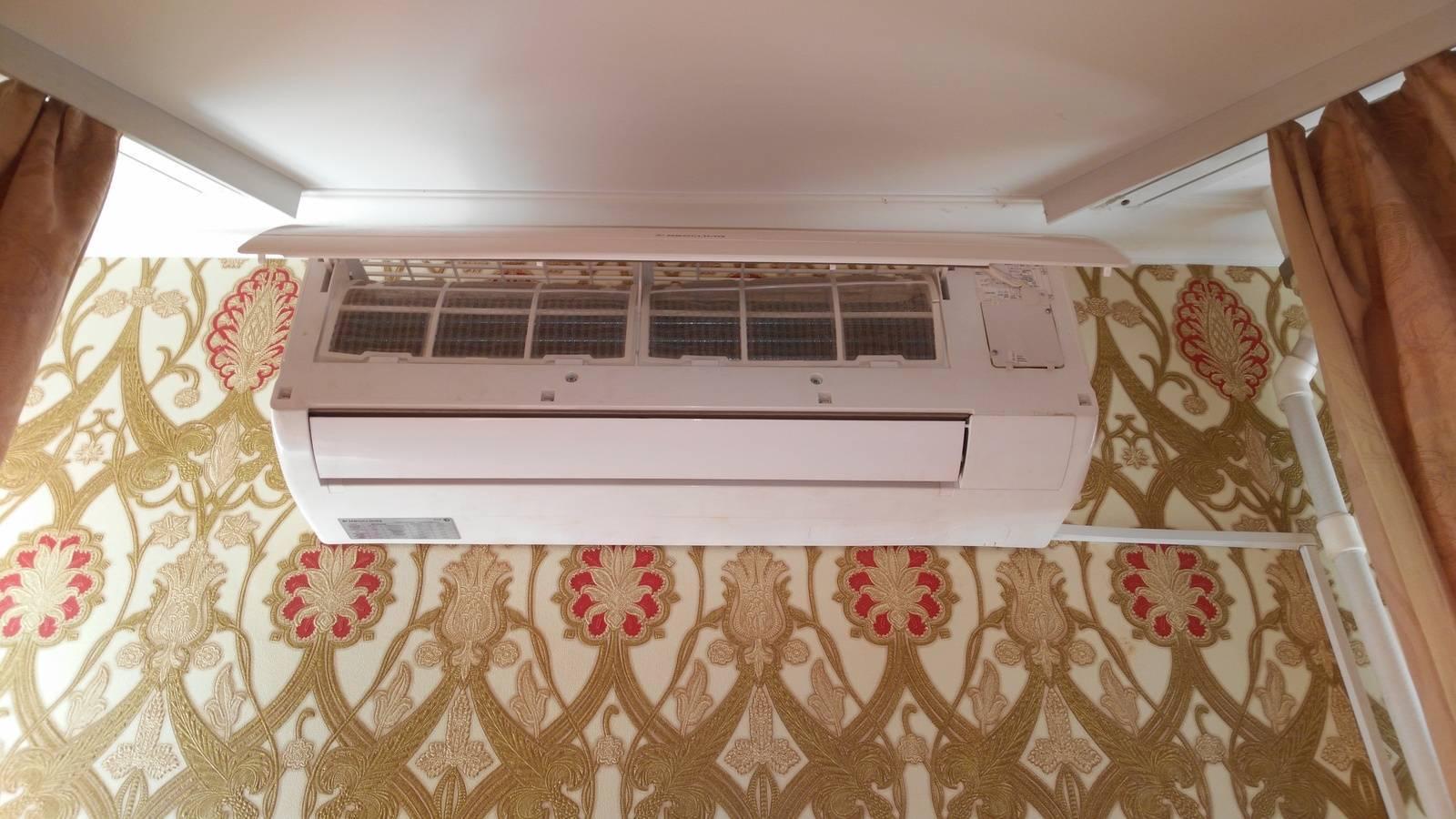 Пошаговая инструкция включения кондиционера на тепло