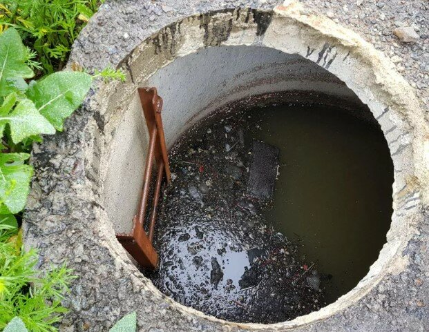 Создание выгребной ямы из бетонных колец своими руками