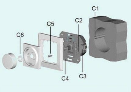 Диммер для ламп накаливания: принцип работы и виды устройств