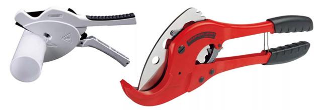 Как выбрать и применять нож для резки полипропиленовых труб