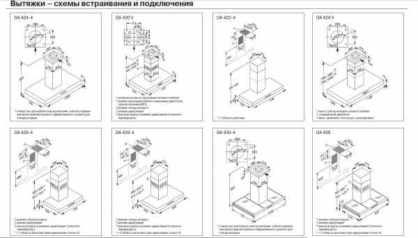 Вытяжка без отвода в вентиляцию: принцип работы, типовые схемы и правила монтажа