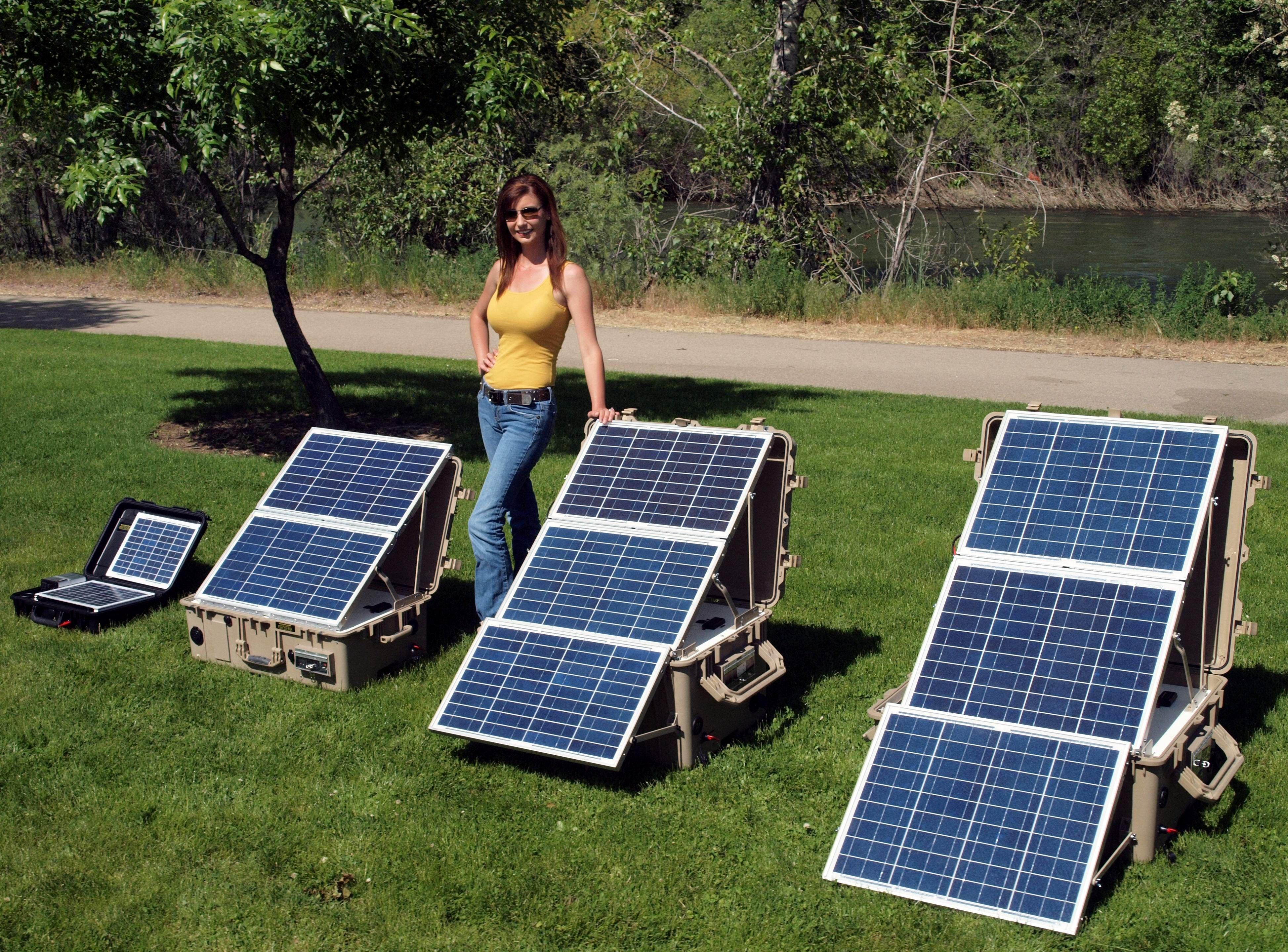 «сами с усами» или самодельные солнечные батареи