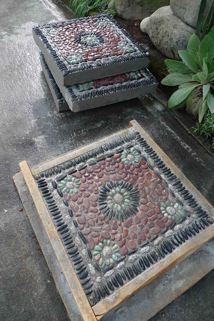 Изготовление тротуарной плитки своими руками: пошаговый процесс изготовления с фото