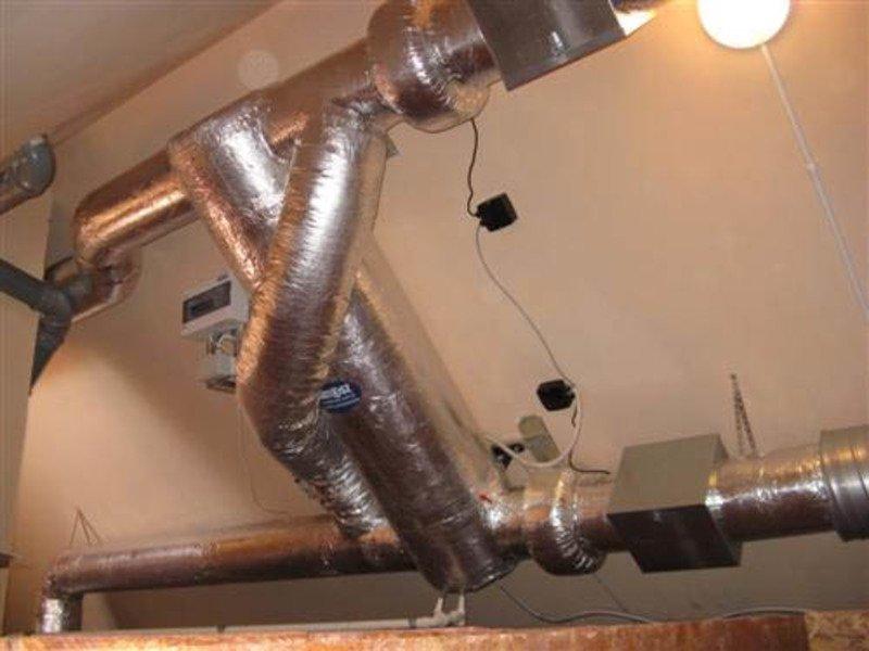 Причины обмерзания вентиляции в частном доме, способы решения проблемы