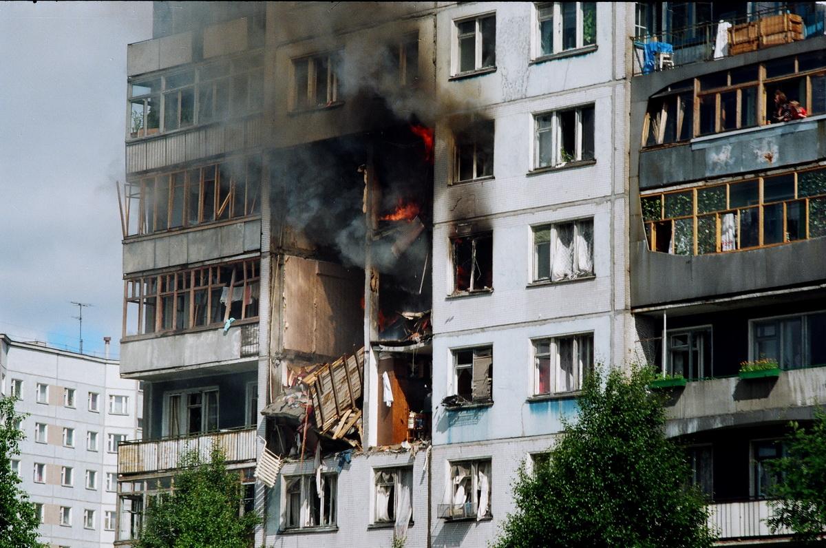 Почему в жилых домах взрывается газ