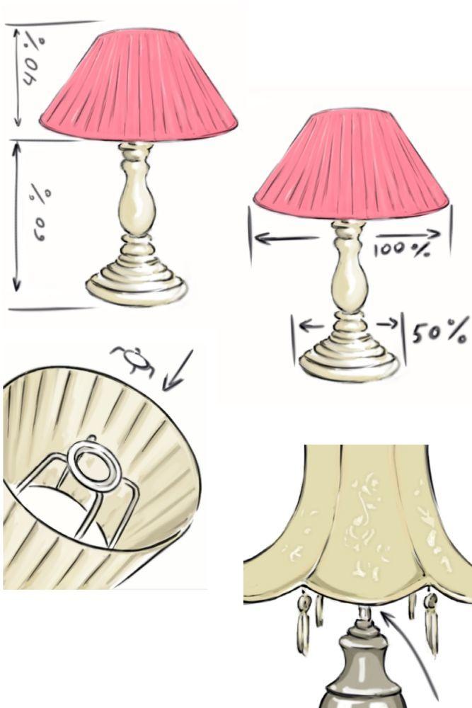 Интересные идеи декорирования абажура своими руками: 75 фото примеров